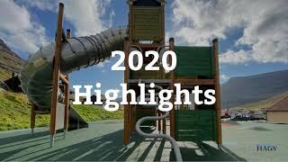 HAGS 2020 Highlights - Playgrounds Around The World