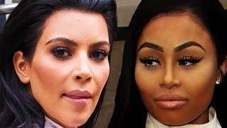 Kim Kardashian To Blac Chyna: You Can't Have Our Name