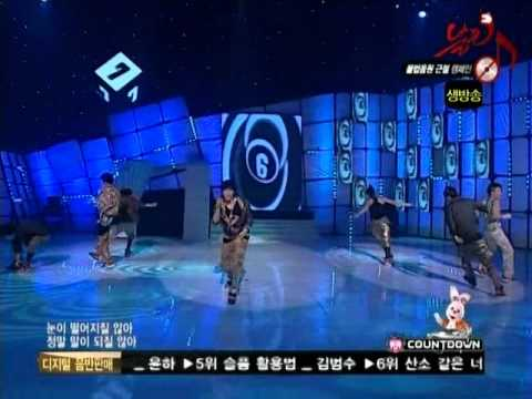 2PM-十分滿分的十分  現場演出