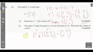 csec cxc maths past paper 2 question 11a january 2014 exam solutions act math sat math