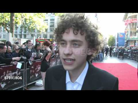 Olly Alexander interview at Tormented UK Premiere (2009)