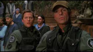 Stargate Moments - He plays one on TV