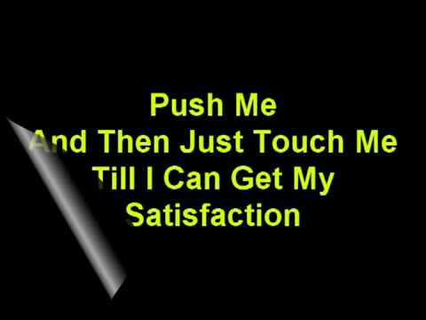 Benny Benassi  Satisfaction Lyrics