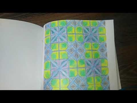 Хобби-ЧЕЛЛЕНДЖ: простая геометрия/совместное раскрашивание