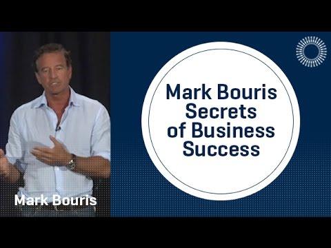 Mark Bouris Shared His Secrets of Business Success