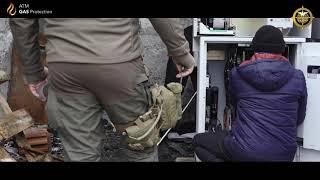 ATM GAS Protection - system ochrony bankomatów