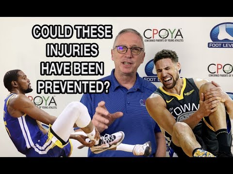 A Chiropractor's Response to Kevin Durant & Klay Thompson's Injuries -- Prevention?