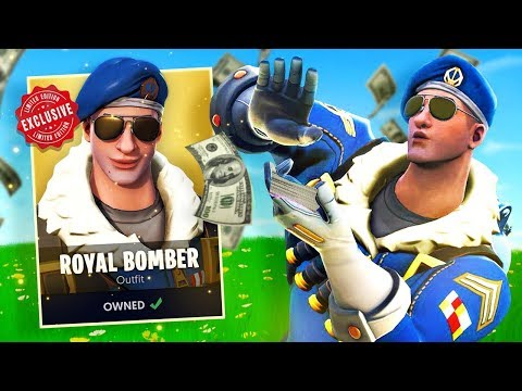 The MOST EXPENSIVE Skin In Fortnite Battle Royale!