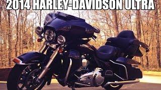2014 Harley Davidson Electra Glide Ultra Classic: Maikeli7