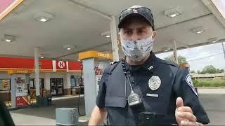BAD COPS NAMED KAREN LIE COPS CAUGHT BY BAIT CAR