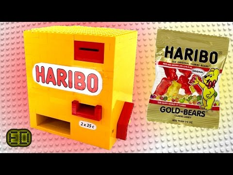 Lego Haribo Gold Bears Machine