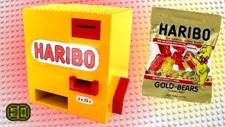 Lego Haribo Gold Bears Machine
