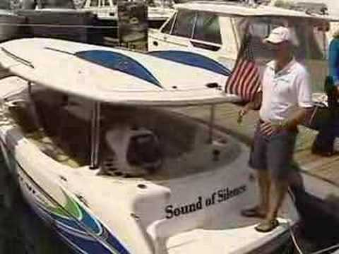 Go Green: Electric Boat