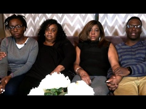 Family of man killed in Facebook video (full interview)