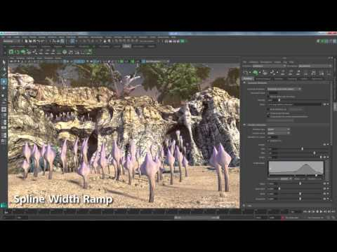 Maya 2016: See The Difference- XGen