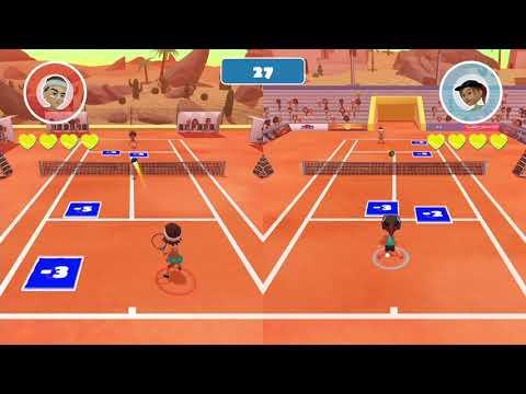 Instant Sports: Tennis - Video