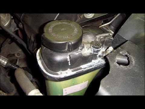 Bmw E46 Radiator Diagram Skyline R33 Radio Wiring How To Remove Expansion Tank 5 Series 3 E90 E39 528i 328i M5 M3 - Youtube