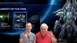 Starcraft 2: Legacy of the Void – Stunde der Kritiker (Preview)