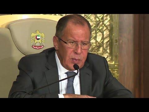 Lavrov urges N.Korea to observe UN Security Council resolutions