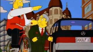 Simpsons buenas noches mein Führer
