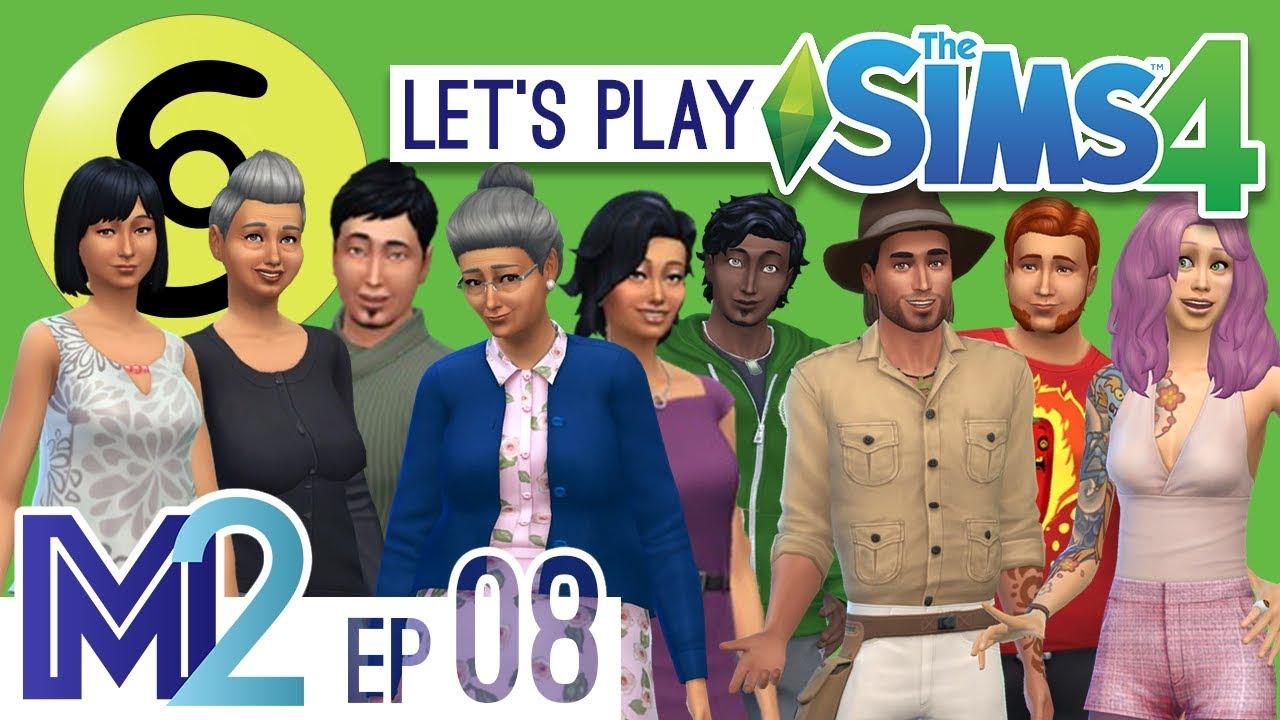 Download Sims 4 - Beg, Borrow or Steal! (Eden-Cho Season 3 Ep 8)