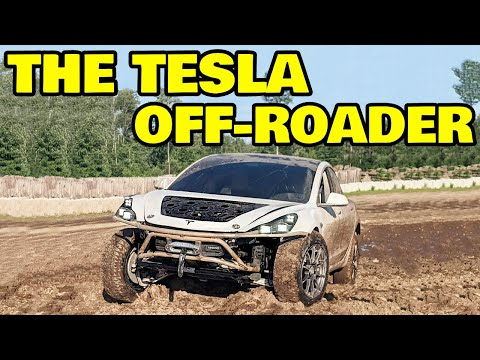 We built the worlds most capable off road Tesla