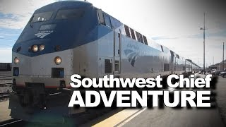 Exciting journey aboard Amtrak train from Kansas City to California!