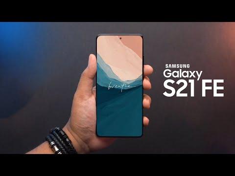 Samsung Galaxy S21 FE - Not So Fan Edition