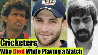 Download lagu TOP 12 Cricketers Who Died While Playing a Match Cricket Fan Club MP3