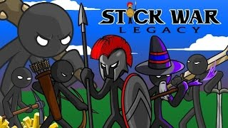 Stick War Full Gameplay Walkthrough