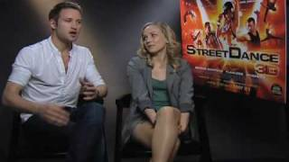 Street Dance 3D's Nicola and Richard chat to Sugarscape