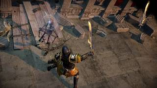 Path of Exile: Sin and Innocence Shortsword