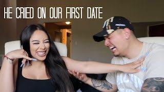 THIS HAPPENED ON OUR FIRST DATE/VACATION