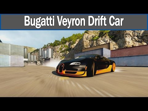 full download forza horizon 2 veyron drift build bugatti veyron super sport. Black Bedroom Furniture Sets. Home Design Ideas