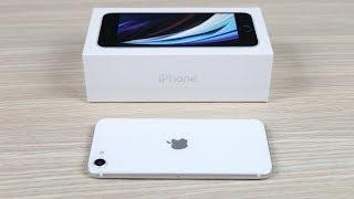 КУПИЛ СЕБЕ НОВЫЙ iPhone SE 2 за 35К руб - Распаковка!