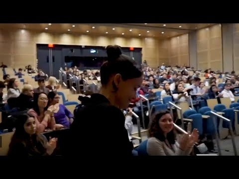 How to Become Posthuman - Dr. Ferrando lectures at Princeton University, US