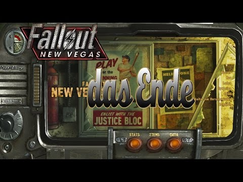 das Ende von modded Let's Play Fallout New Vegas Ultimate Edition |