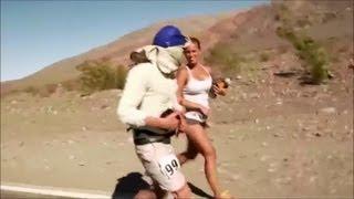 Самый жесткий марафон. Фруктоед против Долины Смерти