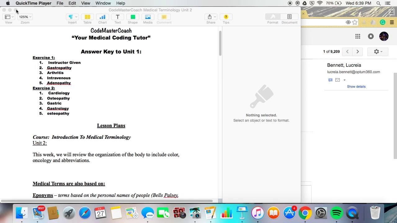 medical terms 2