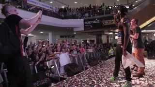 Jason Derulo's Australia Promo Tour - September 2013