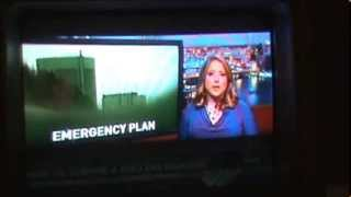 WZZM News Reports on Evacuation Plan for Palisades - November 4, 2013