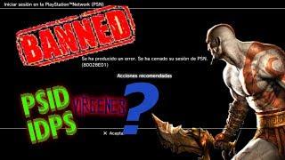 DESBANEAR PS3 4.84 HFW/CFW volver a acceder a PSN Online   CONSOLE ID GRATIS vs PAGO- #PS3xploit