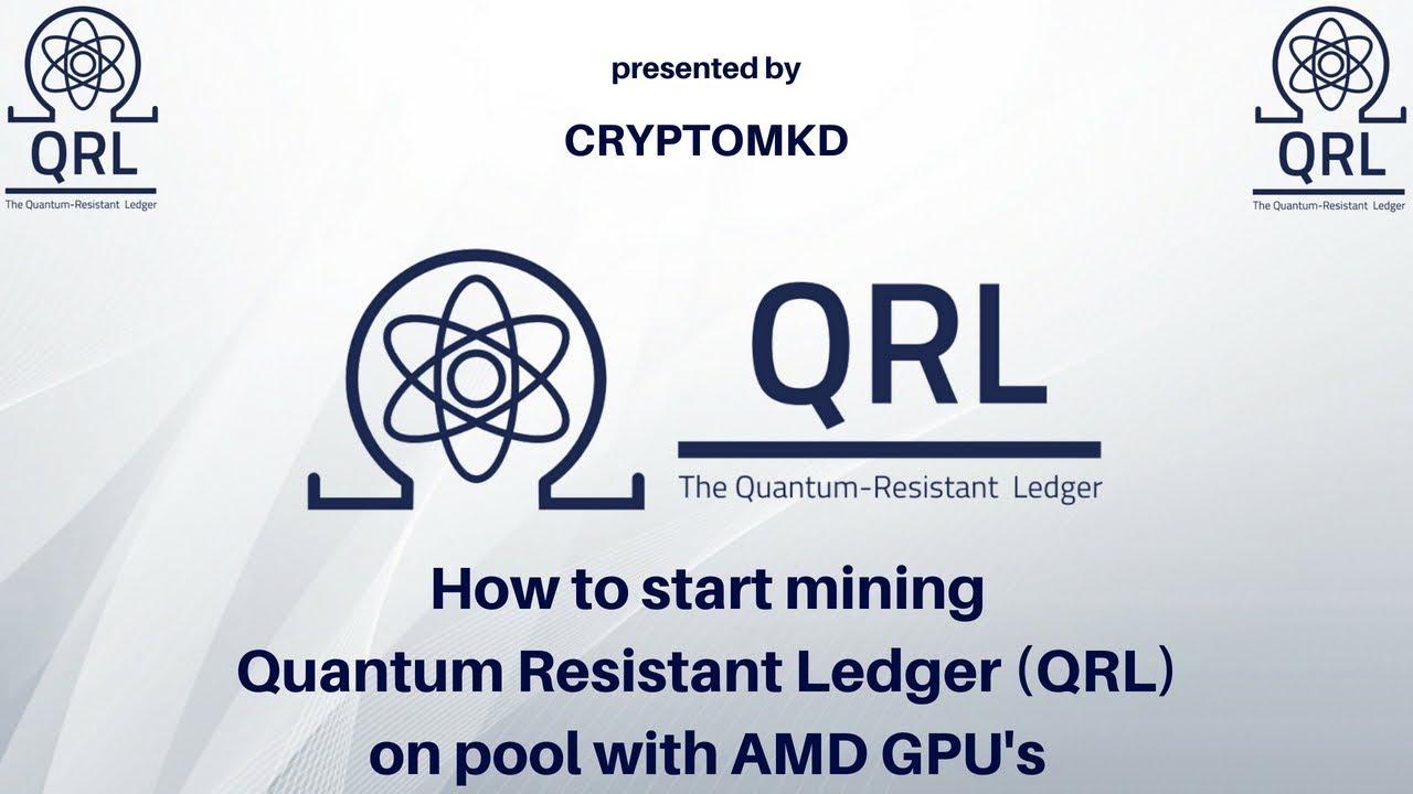 quantum cryptocurrency mining
