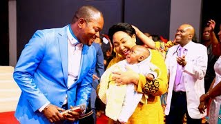 AMAZING: A Blind Baby's Eyes Open - Testimony with Pastor Alph Lukau MP3