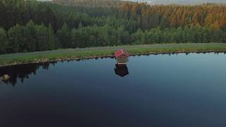 The Fichtelsee in Germany