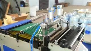 PVC shrink seal machine Video