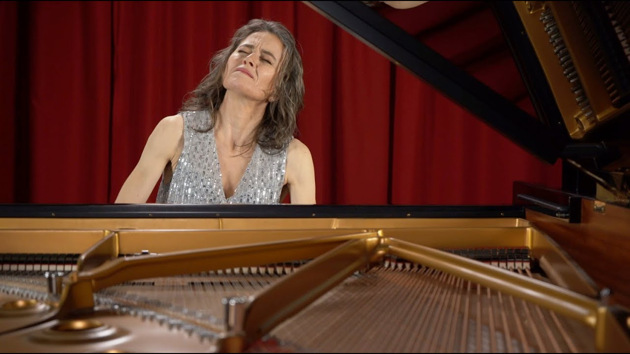 Chopin, Schumann, Bach, Debussy - Véronique Gobet, piano