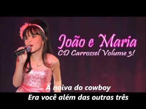 JOÃO E MARIA - Larissa Manoela e Adriana Del Claro LEGENDADO
