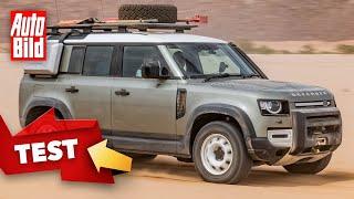 Land Rover Defender (2020): Test - Offroad-Ikone - Infos - deutsch