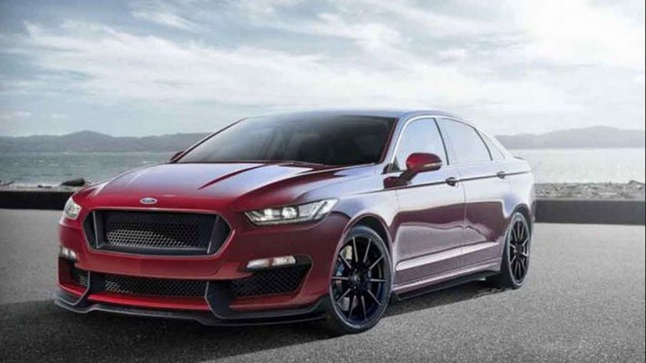 debuts  ford taurus redesign youtube